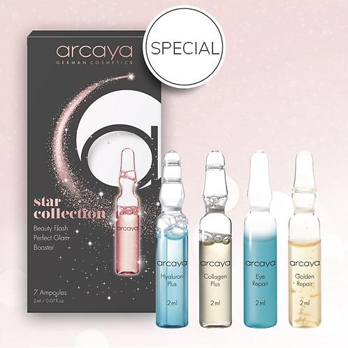Ampoule Star Collection, Ensemble Spécial de 7 unités de 2 ml - Arcaya