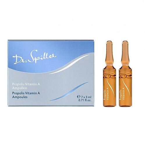 Ampoules Propolis Vitamine A, 7 x 3 ml - Dr. Spiller