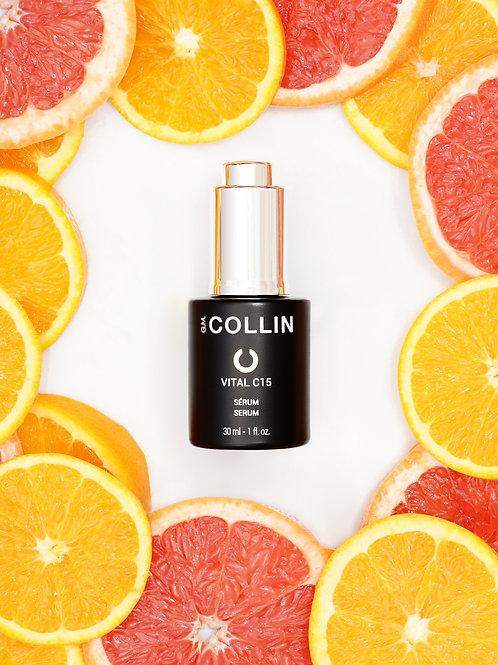 Sérum Vital C15, 30 ml - Soin anti-âge - G.M. Collin