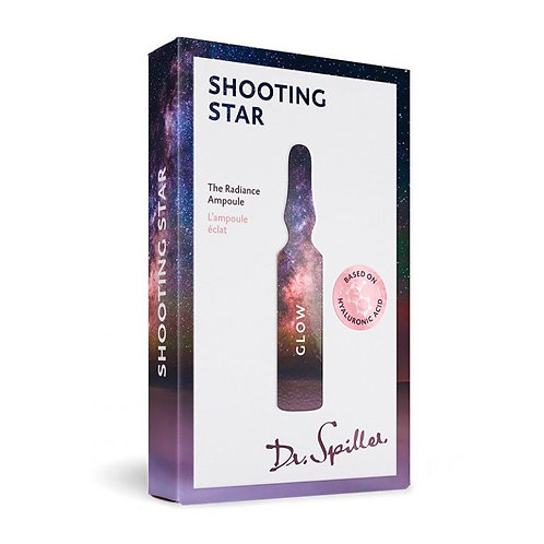 L'ampoule éclat - Shooting Star - 7 x 2ml - Dr. Spiller