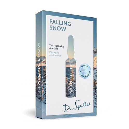 L'ampoule éclaircissante - Falling Snow - 7 x 2ml - Dr. Spiller