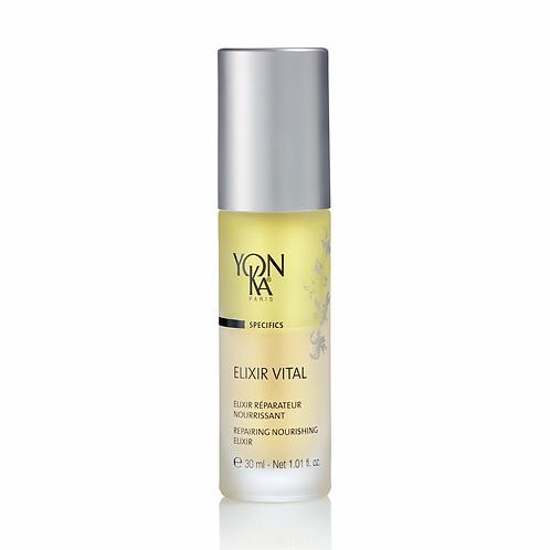 Elixir Vital, Réparateur et Nourrissant,30 ml - Yon-Ka
