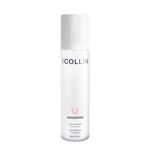 Lait nettoyant Sensiderm - Tous types de peau, 200 ml - G.M. Collin