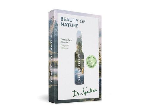 L'ampoule signature - Beauty of Nature - 7 x 2ml - Dr. Spiller