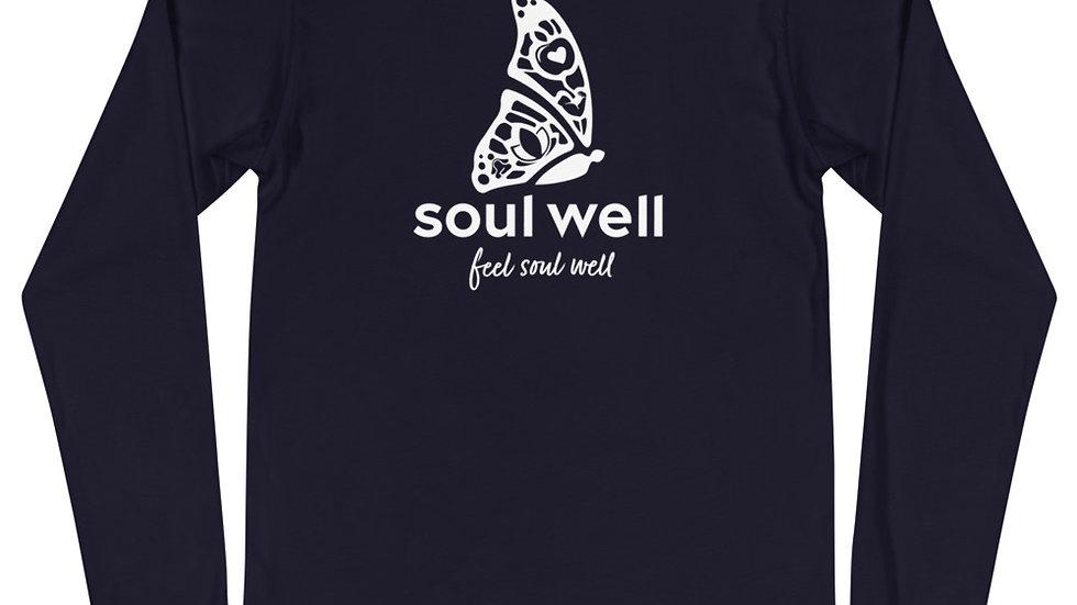 Unisex Feel Soul Well Long Sleeve Tee
