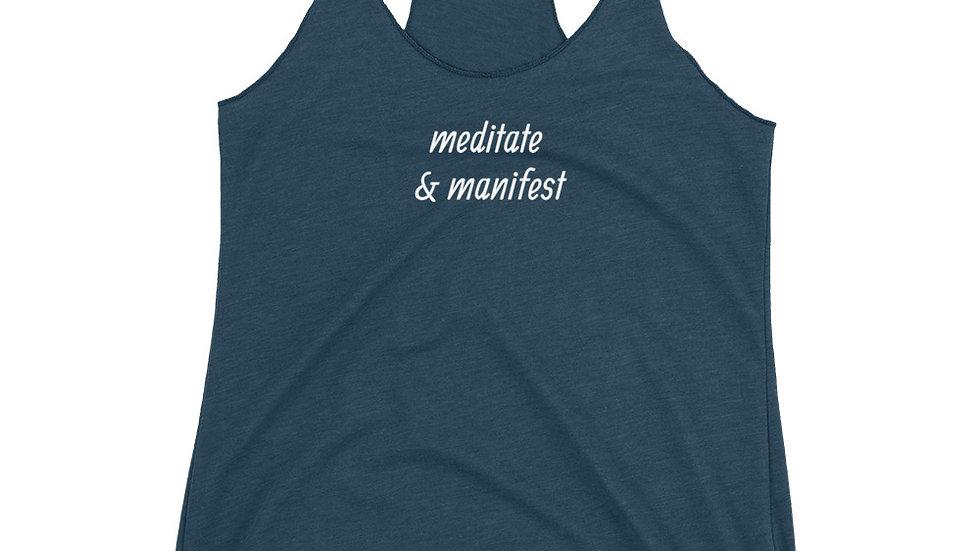 Meditate & Manifest