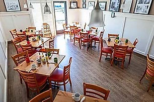 Skillets Stock Plaza Pioneer Room is perfect for private dining, group meetings, large and small events.