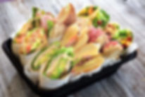 Skillets sandwich and wrap assortment perfect for your next catering event