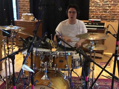 Temple - SSL Studio Live recording