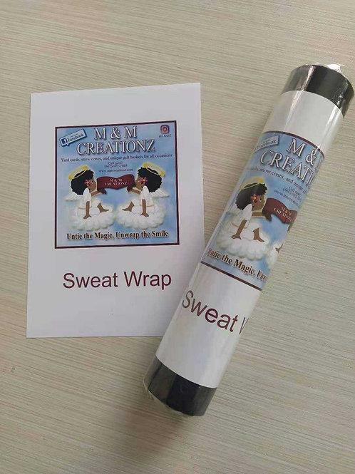 Plastic Body Wrap ( Sweat Wrap) and Gel