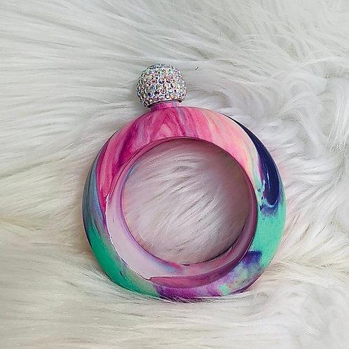 Rainbow Flask Bracelet