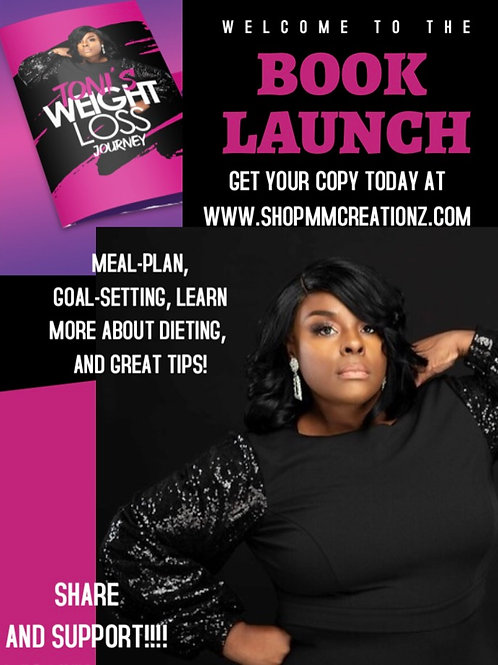 Toni's Weight Loss Journey , Tips , and Meal Plan