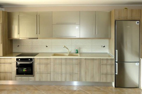 """Κουζίνα """"Eco Grey"""""""