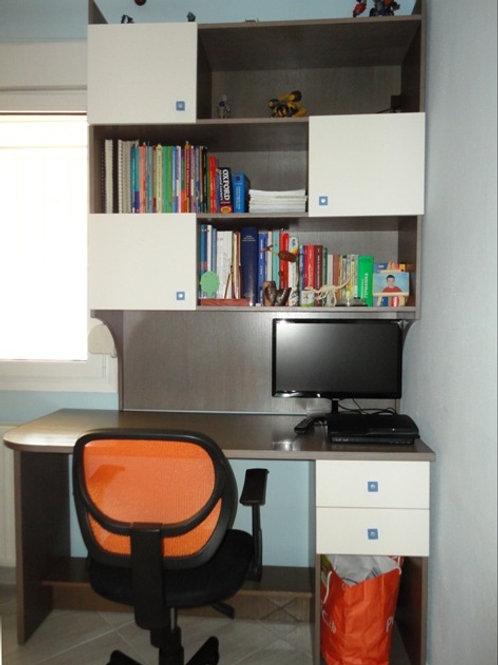 Γραφείο δρύς-λάκα