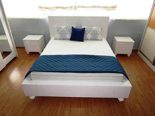 """Κρεβάτι """"GLOSSY"""""""