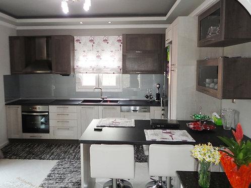 """Κουζίνα """"Modern Roustic grey"""""""