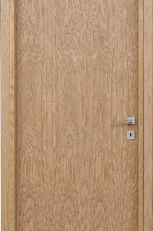 Πόρτα Δρύινη σε φυσική απόχρωση