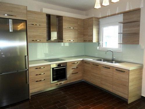 """Κουζίνα """"Eco Oak"""""""
