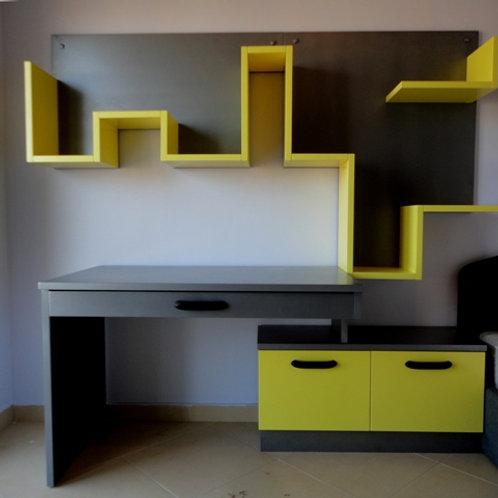 """Γραφείο""""Tetris"""""""
