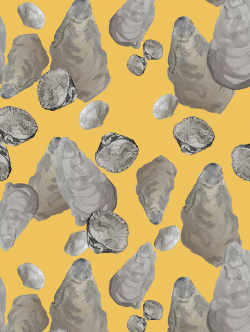 Shell repeat - Gold