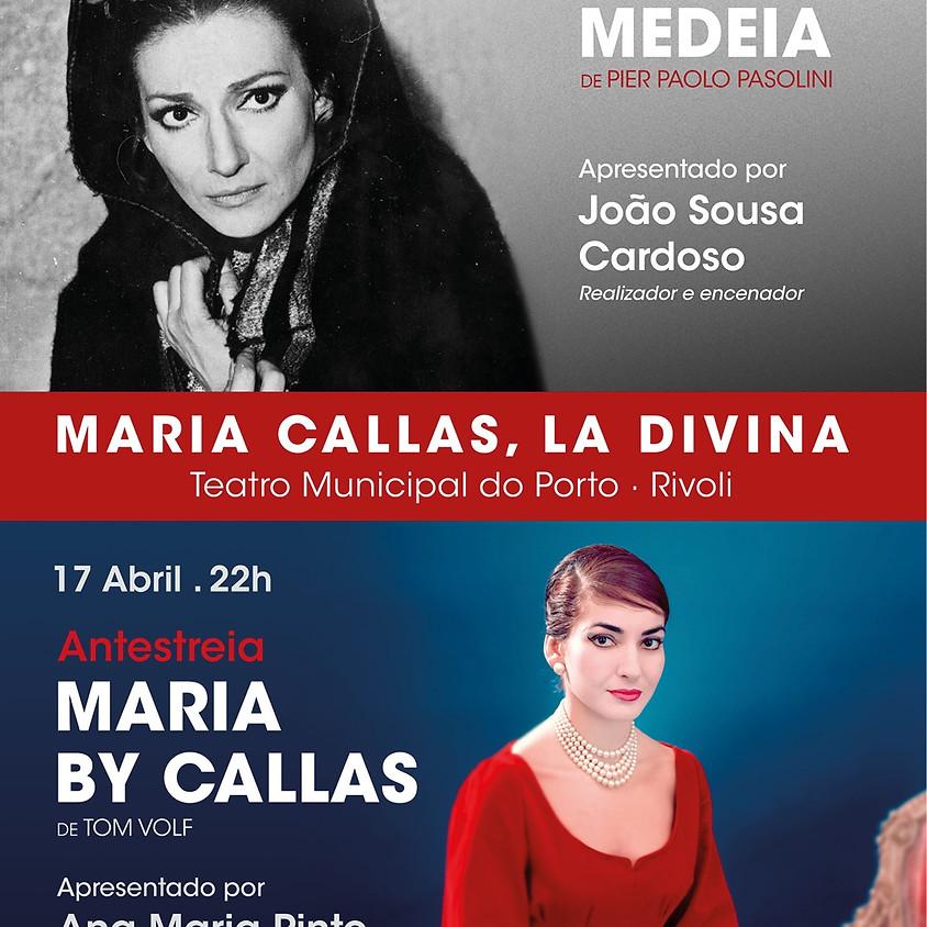 Proiezione Film dedicato a Maria Callas