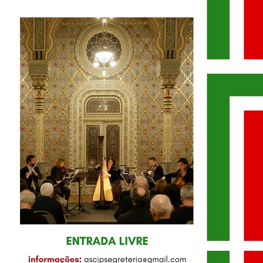 """Concerto do """"Ensemble Vivan"""""""