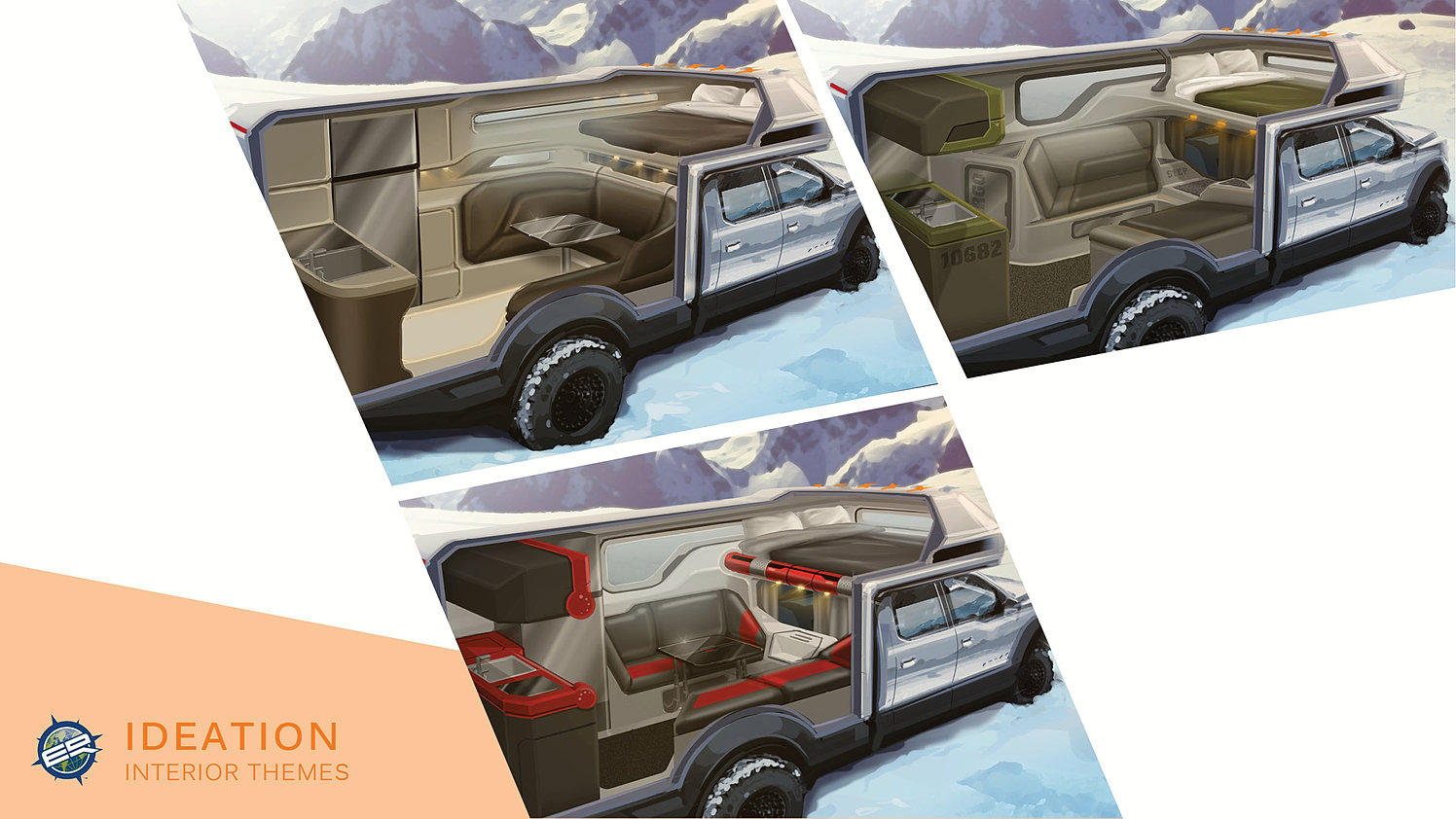 Off Road Design >> knackdesignstudio | OFF-ROAD CAMPER
