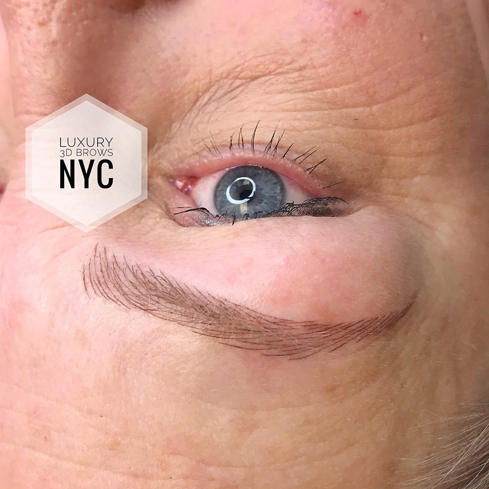 3D microblading