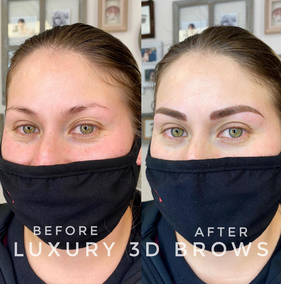 Hyper Realistic Brows
