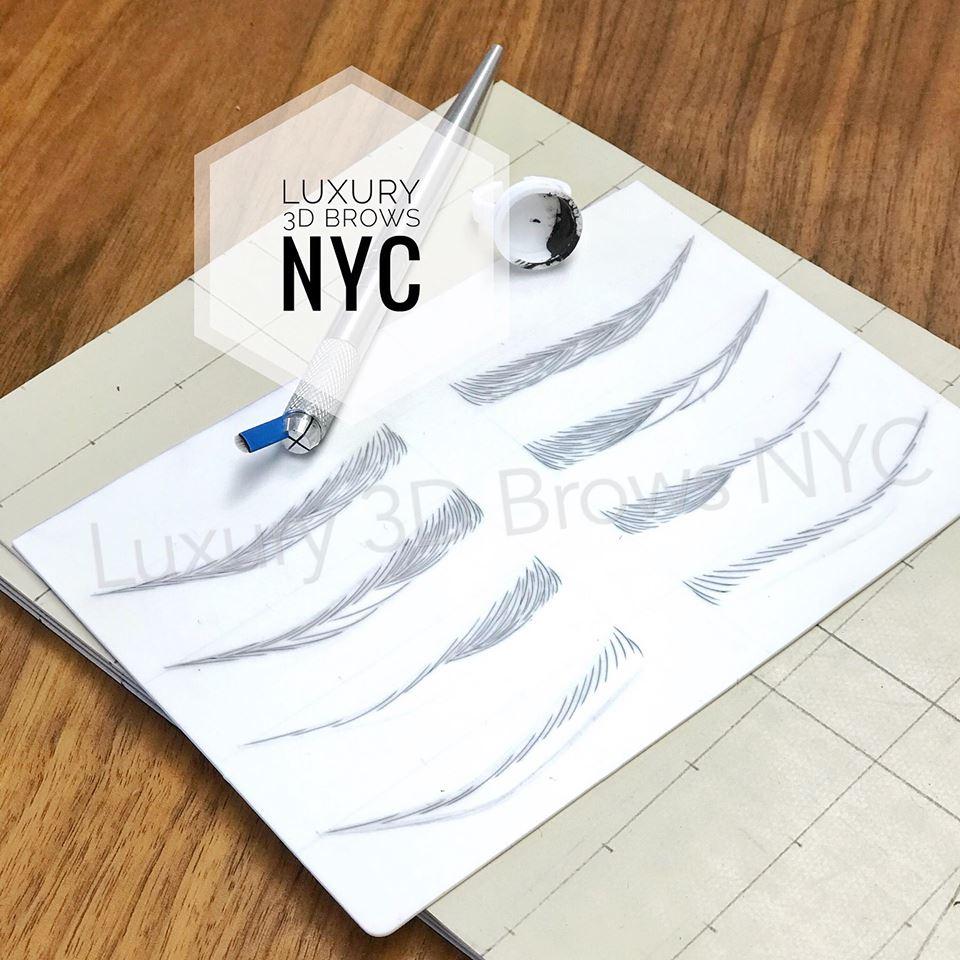3D Stroke Pratices