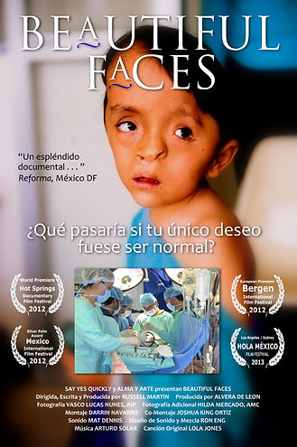 Beautiful Faces documentary film, Documental Gea Gonzalez