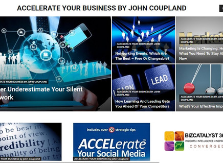 Blogs: Accelerate Your Business