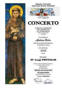 Locandina del Concerto 22 Giugno Benebento.jp