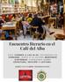 Encuentro literario en el Café del Alba, Córdoba.