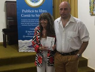 Presentación de Historias del río en Concepción del Uruguay, Entre Ríos.