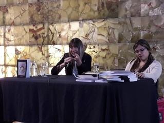 Presentación de La estrella de la mañana, en Villa Mercedes, San Luis.