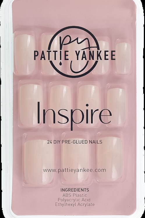 Inspire Nails (Natural Square)