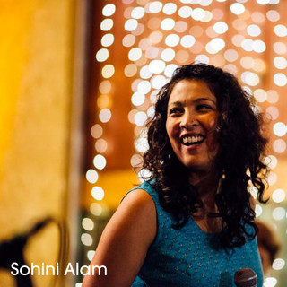 Sohini Alam - UK/Bangladesh  Sohini's musical repertoire includes folk, modern and traditional Bengali songs with a specialization in Nazrul Sangeet. She is the lead vocalist for Khiyo and for Kishon Khan's Afro-Cuban-Bengali jazz band Lokkhi Terra. Her heritage is apparent in her music, having trained in music with her mother and aunts – all renowned Nazrul singers.