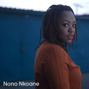 Nono Nkoane - South Africa  Nono Nkoane is an Original Nu Jazz & folk singer/Songwriter from Kwa Langa, Cape Town, South Africa. Nono is an activist, author and singer on various South African and international projects, working with producers such as Matt Black and Jon More, Ninja Tune and UK Band Coldcut.