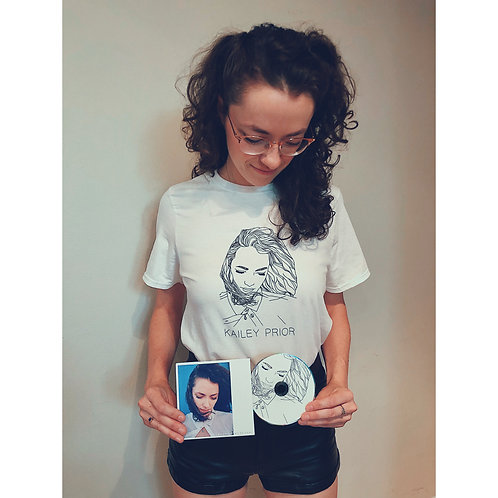 T-Shirt & CD Bundle
