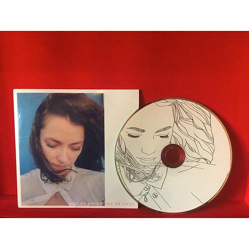 'We're Okay' EP - CD