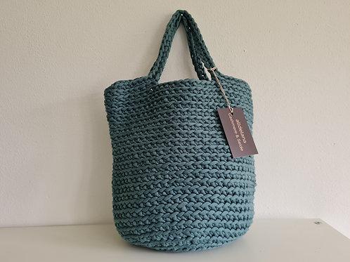 TOTE BAG Einkaufstasche smaragd