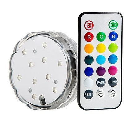 LED Base Lights Remote Control