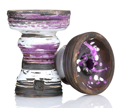 Vintage Bohemia Shisha Phunnel Purple