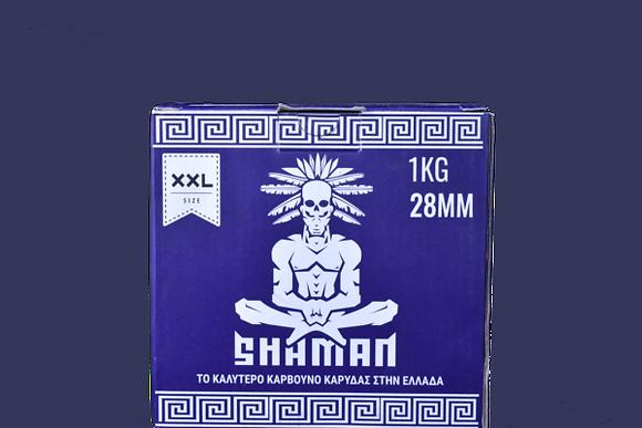 Κάρβουνα Ναργιλέ Shaman Coal 28mm
