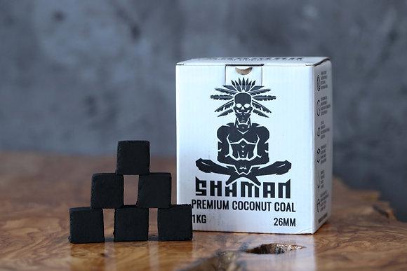 Κάρβουνα Ναργιλέ Shaman Coal 26mm