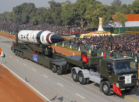 India's Agni 5 missile a direct threat to China?