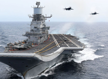 Indian Navy To Deploy Naval Ships In The Indian Ocean
