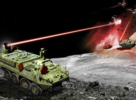 US Stryker To Be Equipped With Laser Technology