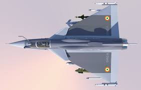 India's Twin Engine Deck Base Fighter